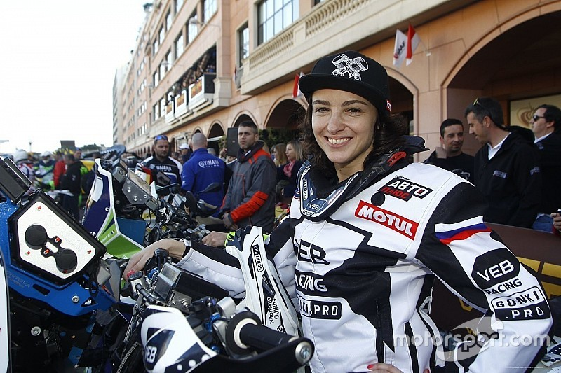 Russian rider suspended over doping ahead of Dakar debut