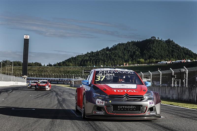 Derniers tours de piste pour Citroën et Lopez en WTCC à Losail
