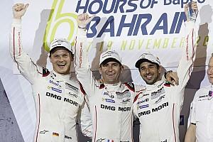 WEC Interview Comment Bahreïn a sacré cinq champions du monde en une semaine