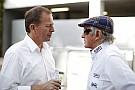 Брандл змінює Стюарта на чолі Фонду механіків Гран Прі