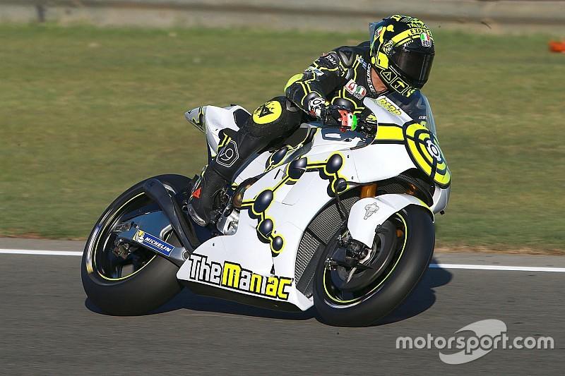 Янноне припиняє тести MotoGP в Хересі після першого дня