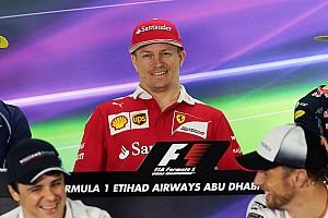 F1 Conferencia de prensa Raikkonen le aconseja a Hamilton no ceder ante la presión