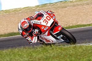Moto2 Résumé d'essais Essais Valence - Meilleur temps pour Nakagami avant la trêve