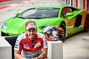 Lamborghini Super Trofeo Важливі новини Довіціозо братиме участь у гонці в Валенсії за кермом Lamborghini