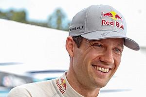WRC News Sebastien Ogier auf Jobsuche: Test im M-Sport-Ford absolviert