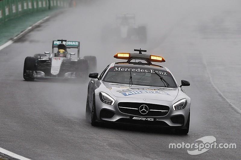 Neue Regel: Künftig stehende Starts nach Safety-Car in der Formel 1