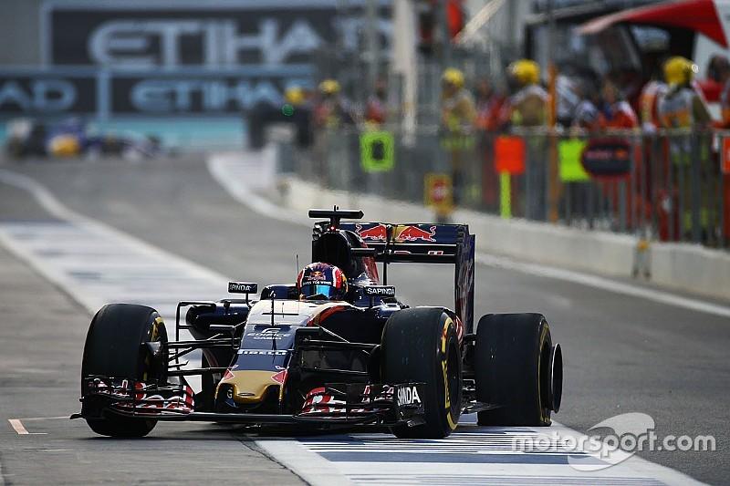 """Toro Rosso: """"Zoeken antwoord op lekke banden"""""""
