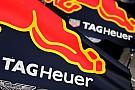 【F1】レッドブル、タグホイヤーとのパートナーシップ契約を延長