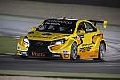 WTCC Qatar WTCC: Tarquini gana la carrera de apertura