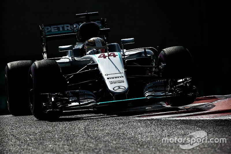 Lewis Hamilton: Pole-Position für F1-Showdown in Abu Dhabi, aber...
