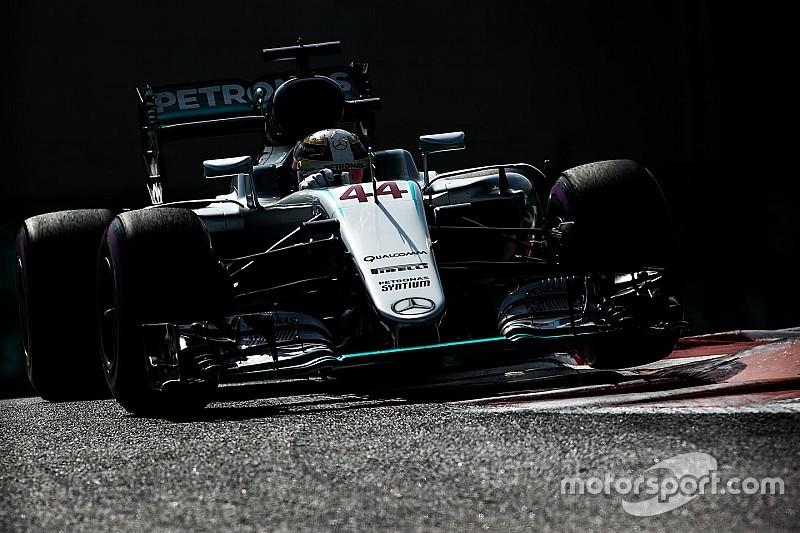 Lewis Hamilton: Pole-Position für F1-Showdown in Abu Dhabi, aber...