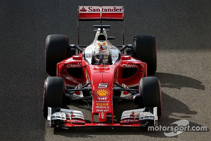 【F1アブダビGP】3番グリッドは可能だったと主張するベッテル「フェルスタッペンのミスが影響」