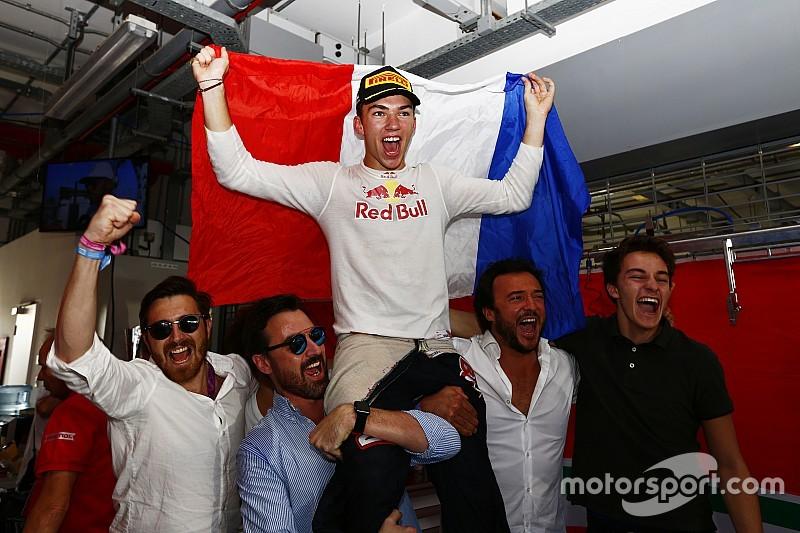 GP2: Gasly es el nuevo Campeón