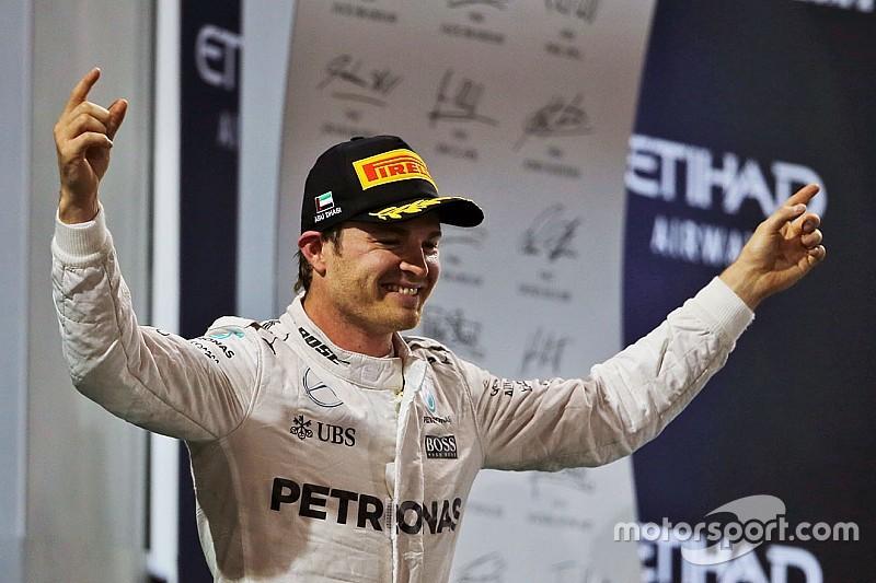Nico Rosberg: Der neue Formel-1-Weltmeister im Interview