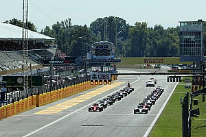 Formula 1 Breaking news Monza finalises new Italian GP contract