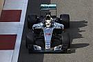 Zieke Hamilton houdt het na paar stints voor gezien tijdens Pirelli-test