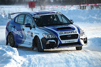 Antoine L'Estage remporte le Rally of the Tall Pines