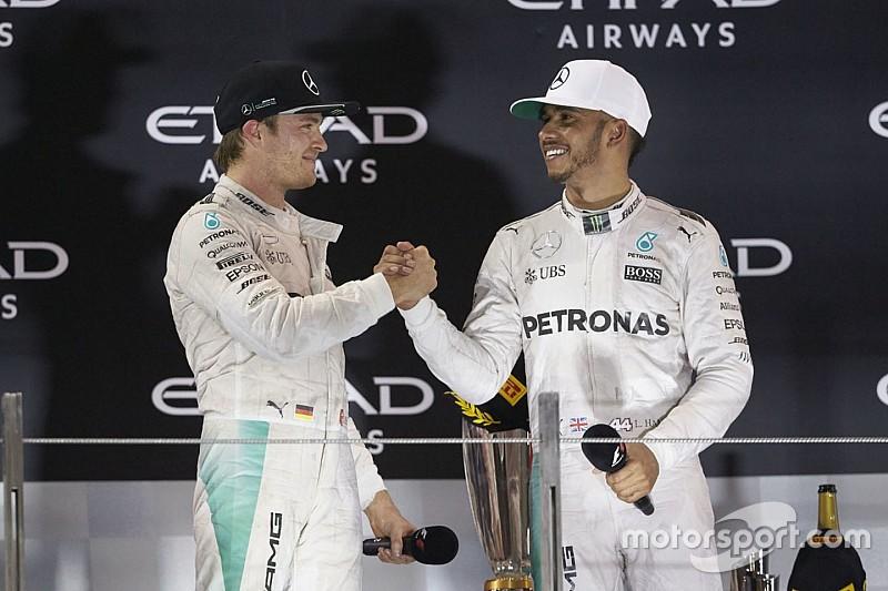"""Mercedes - Ne pas avoir de numéro un était """"un défi à relever"""""""