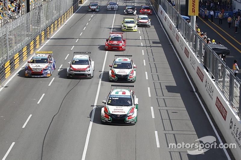 El WTCC regresa a Macao y a Monza en 2017