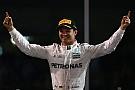 Wereldkampioen Nico Rosberg kondigt afscheid aan van Formule 1