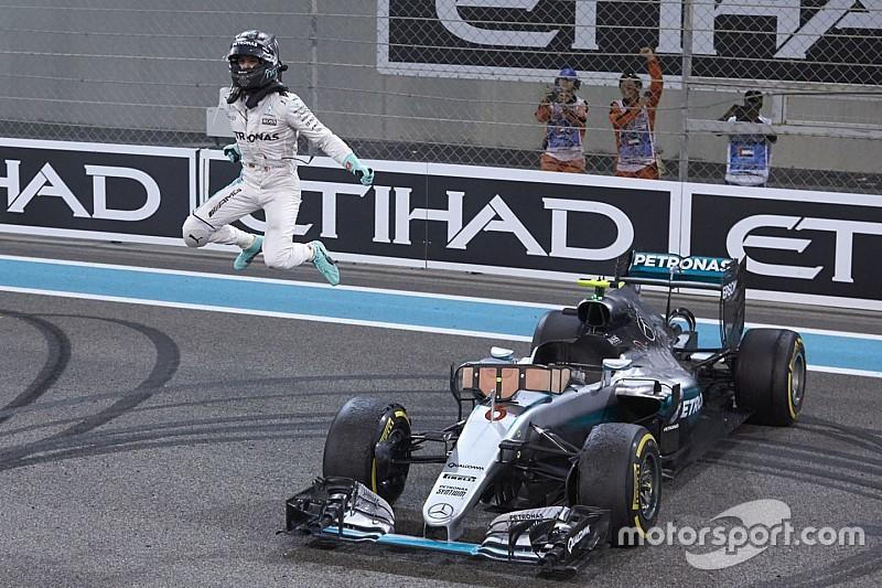 Las estadísticas de Nico Rosberg