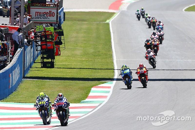 """Rossi - Le Mugello a été """"le tournant du championnat"""""""