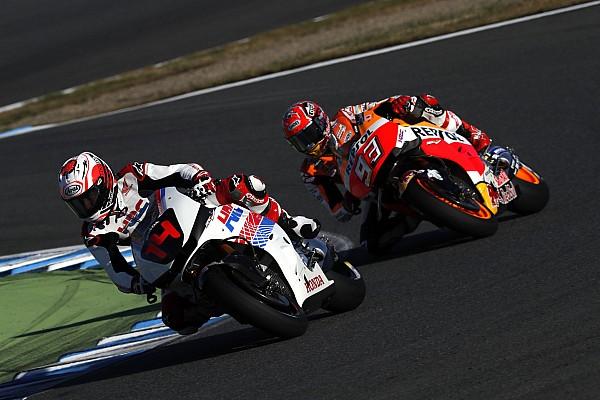 General Alonso y Márquez se retan en el 'Honda Thanks Day'