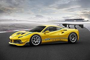 Ferrari Nieuws Ferrari onthult 488 Challenge-bolide voor 2017