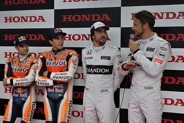 General Honda réunit ses champions en piste