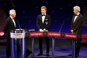 F1 Noticias de última hora Los premios Autosport 2016 reconocen el trabajo de Rosberg y Hamilton