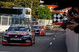 Supercars Résumé de course Van Gisbergen conclut sa saison sur une victoire