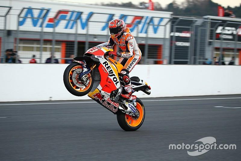 Маркес отримав нагороду «Мотогонщик року» від Autosport