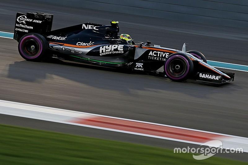 Carlos Slim descarta a Sergio Perez como sustituto de Rosberg