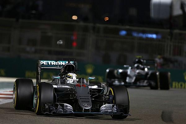 Mercedes'in Hamilton'ın taktikleriyle ilgili bir problemi yok