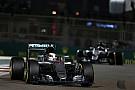 Mercedes - La tactique de Hamilton à Abu Dhabi