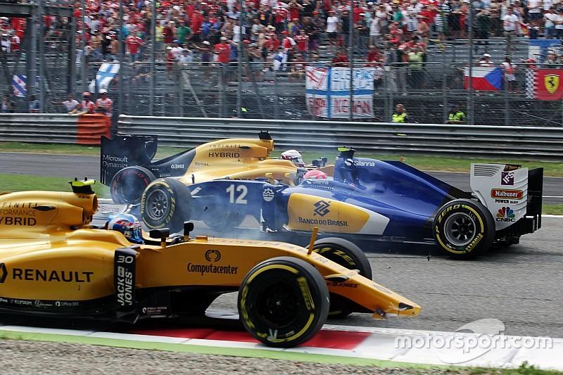 Sauber 2016: занурення в безодню