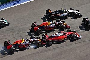 Formule 1 Analyse Pénalités - Kvyat à quatre points de la suspension