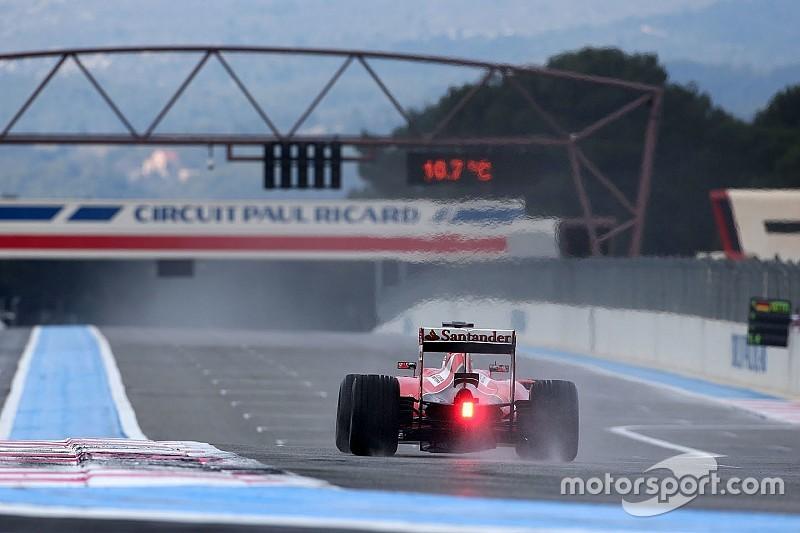 Grand Prix van Frankrijk gebruikt chicane op Paul Ricard