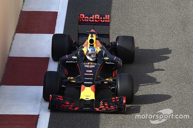 """Ricciardo verwelkomt fysiek zwaardere Formule 1: """"Het wordt uitdagend"""""""