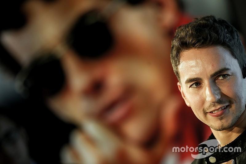 """Lorenzo: """"Este Márquez es mucho más peligroso que el de 2014"""""""
