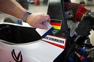 F3 Europe BRÉKING Michael Schumacher fia készen áll az F3-as debütálásra