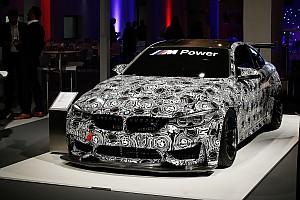 Langstrecke News BMW schickt neuen M4 GT4 schon im Januar erstmals ins Rennen