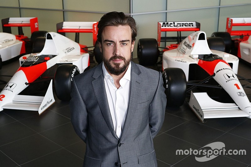 Alonso reafirma su compromiso con McLaren para 2017