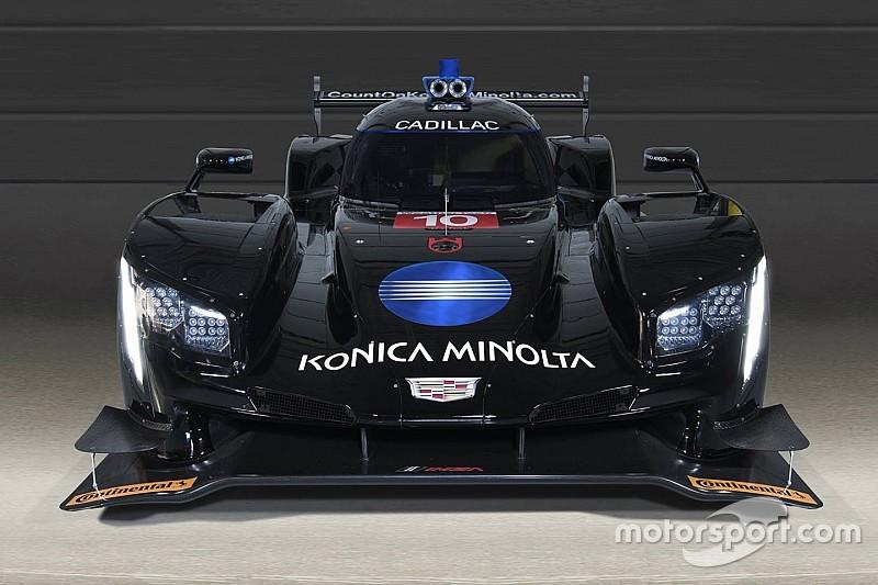Опубліковано ліврею Cadillac команди Wayne Taylor Racing