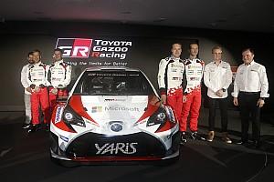 WRC Noticias de última hora Makinen acepta el reto de elevar nivel de Toyota
