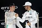 Rosberg: talvez possa me dar bem com Hamilton de novo