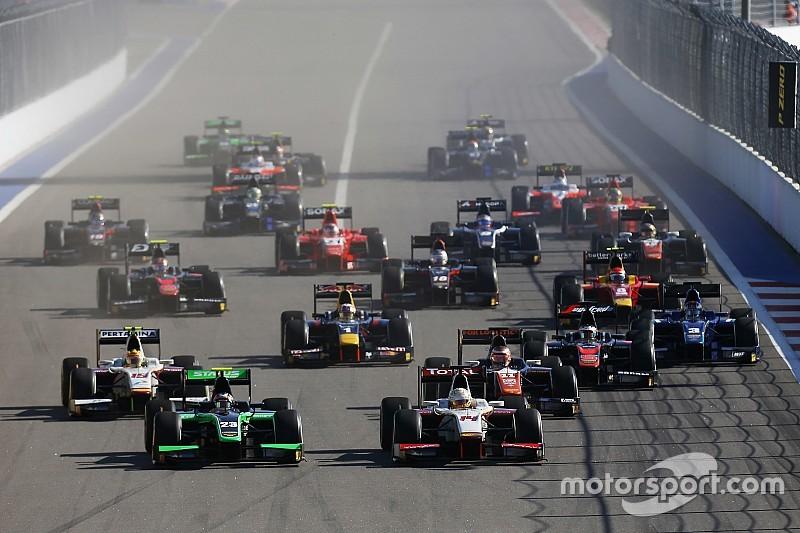 Босс GP2 исключил возвращение серии в Сочи в сезоне-2017