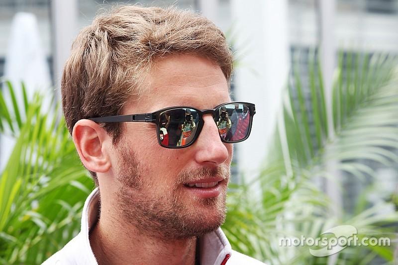 Győzelem és leggyorsabb kör Grosjean neve mellett az Andros Trophy-n