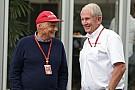 """Lauda tegen Marko: """"Jouw coureurs waren de eersten die ons belden!"""""""