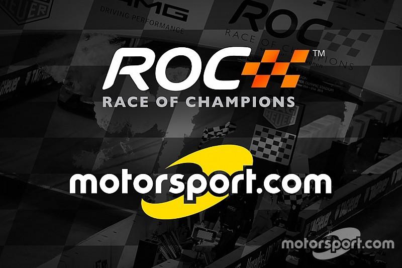 Motorsport.com anuncia parceria com Corrida dos Campeões
